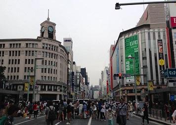 銀座 junction