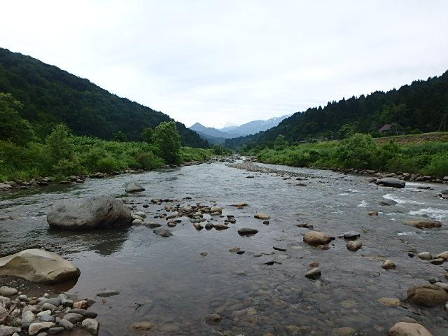平日の能生川2