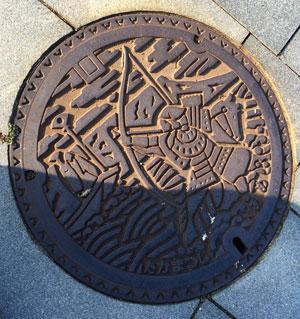 高松市マンホールの蓋blog02