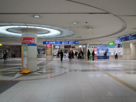 JR難波駅3