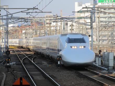 名古屋駅こだま