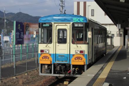 信楽高原鐵道1