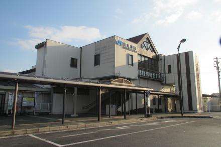 貴生川駅1