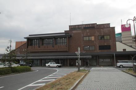 近江八幡駅1