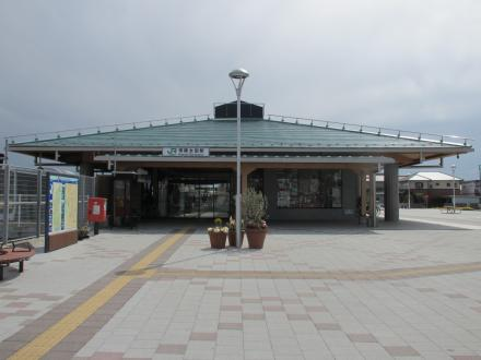 常陸太田駅1