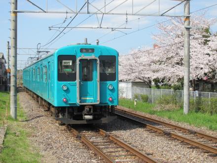 桜井線柳本駅