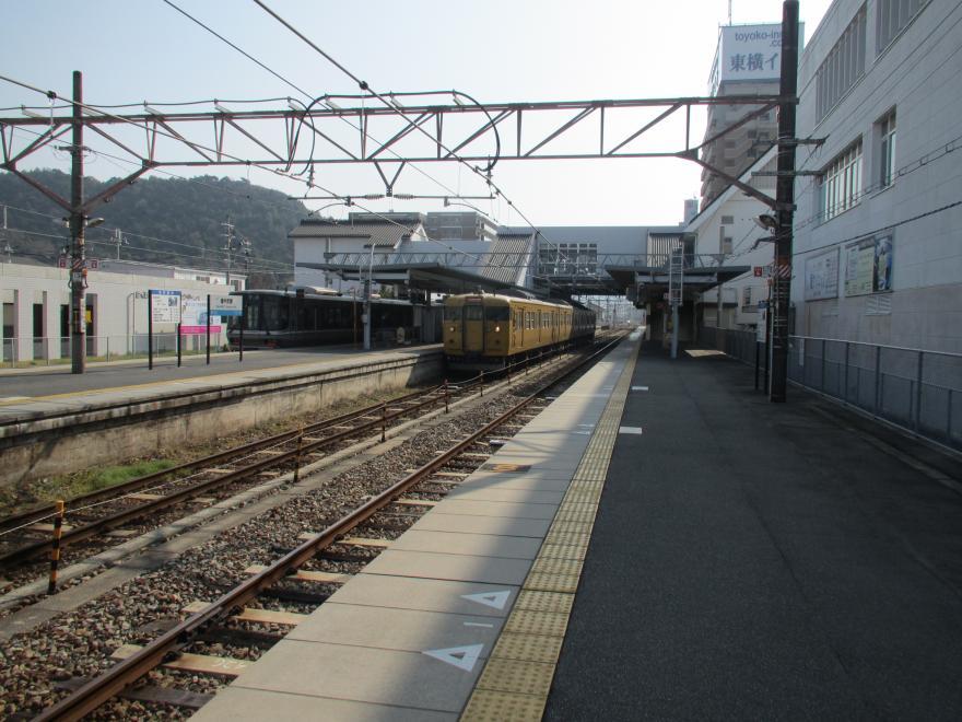 播州赤穂駅4