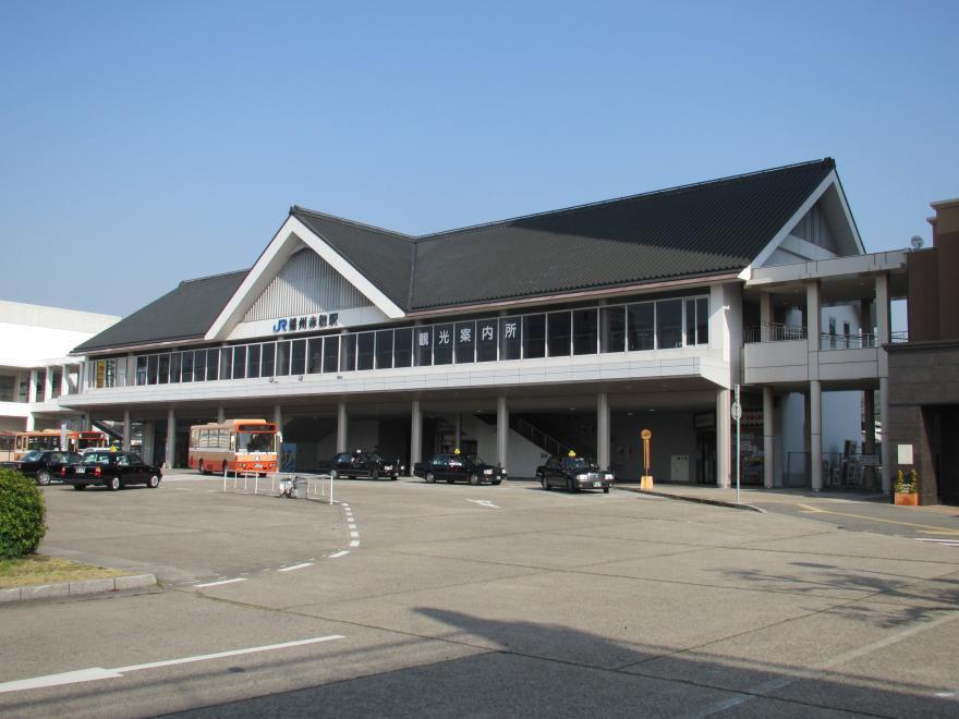 播州赤穂駅1