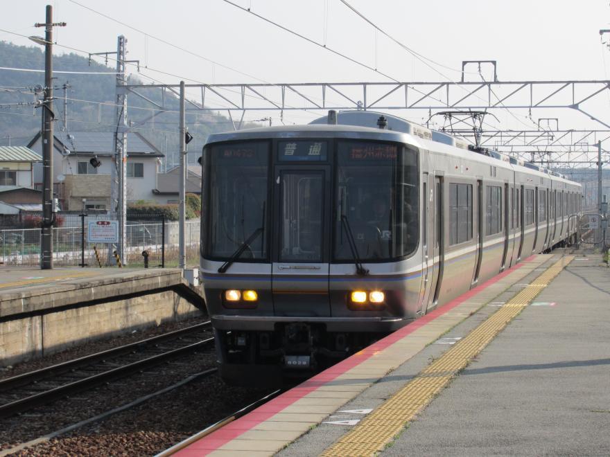 英賀保駅3