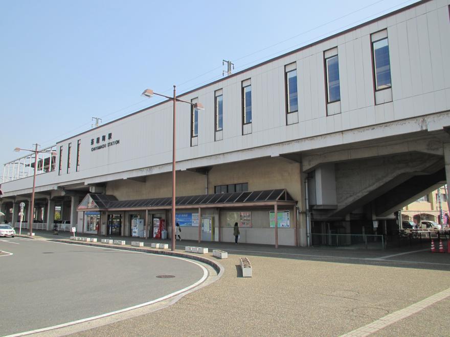 茶屋町駅1