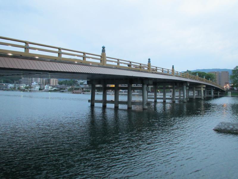 瀬田の唐橋2