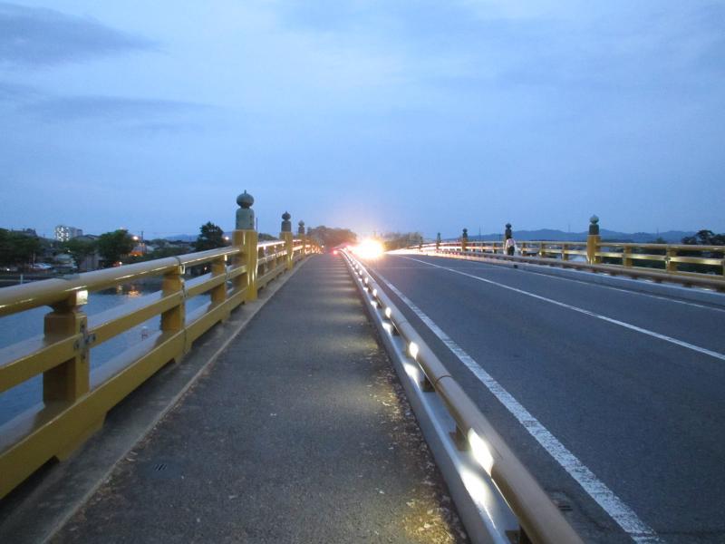 瀬田の唐橋3