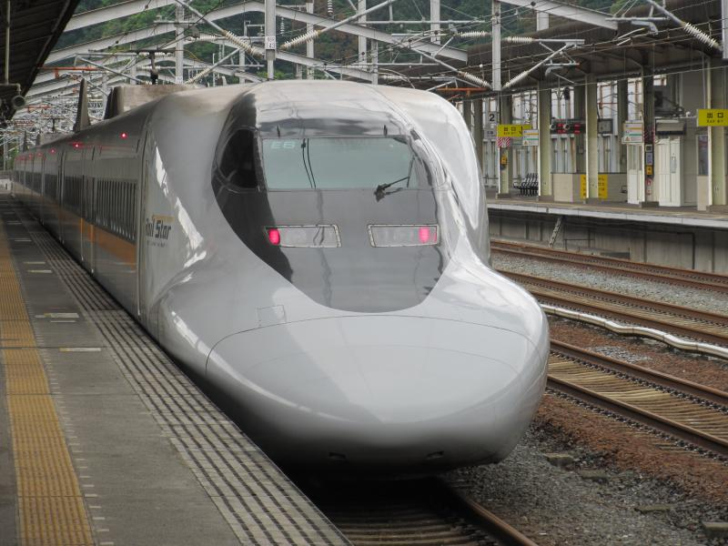 こだま新岩国駅