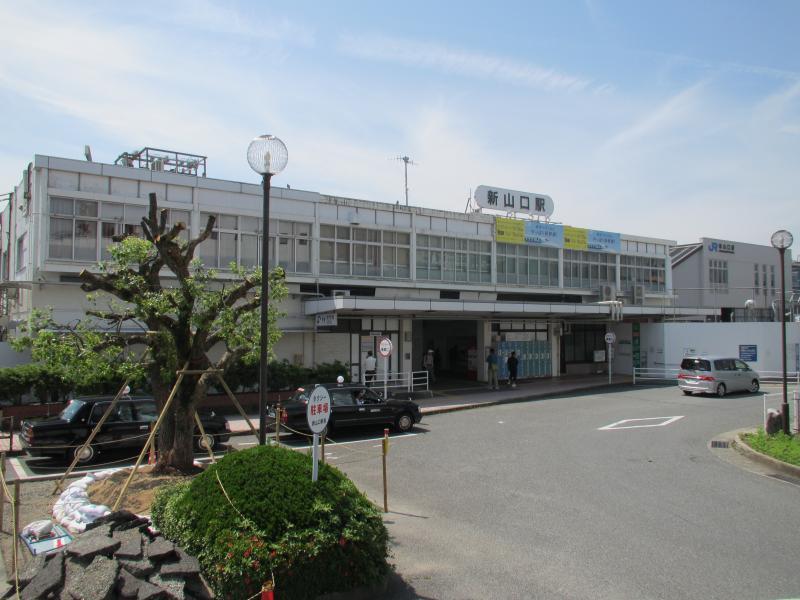新山口駅4