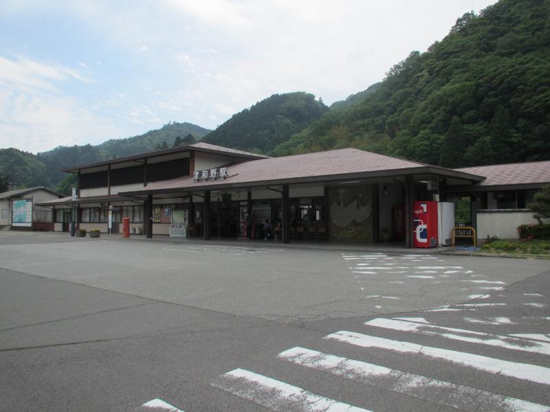 津和野駅1