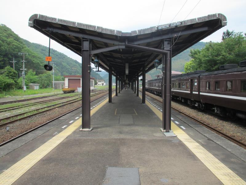 津和野駅4
