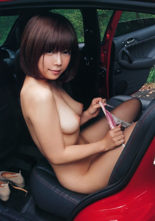 紗倉まな Fカップ AV女優 11