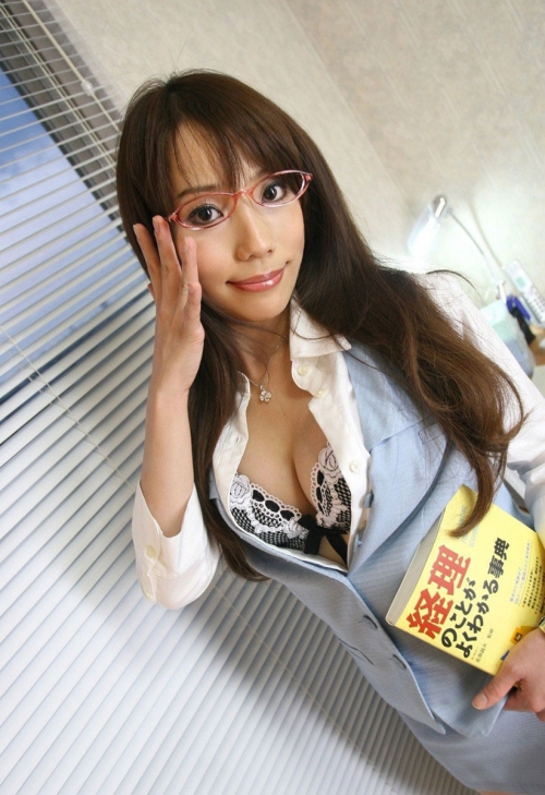 OL 制服 スーツ エロ画像 24