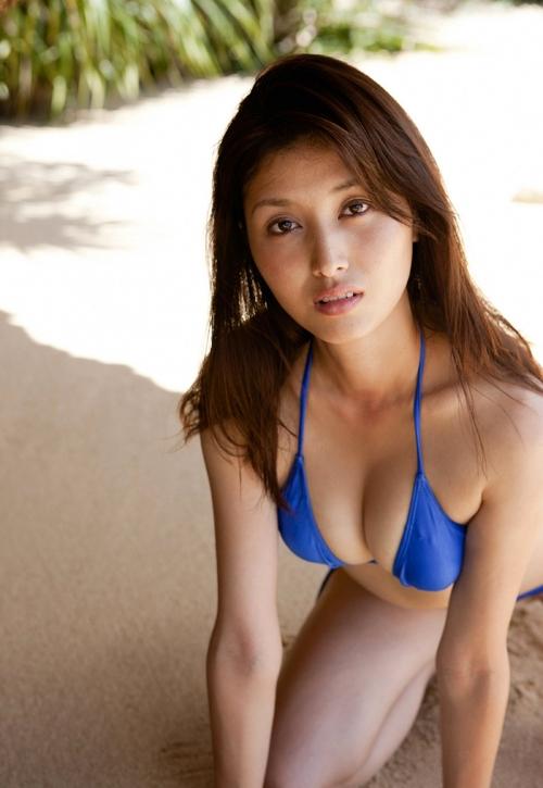 橋本マナミ Gカップ グラビア 37