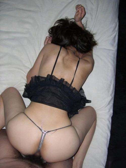 後背位 バック セックス 04