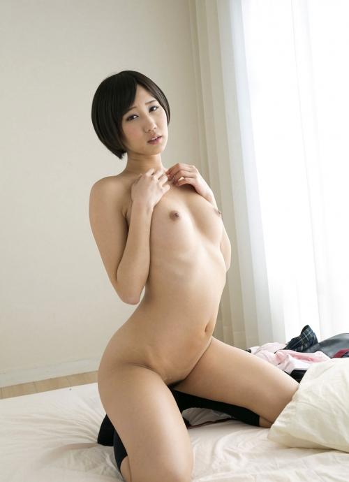 湊莉久 Dカップ AV女優 制服 コスプレ 44