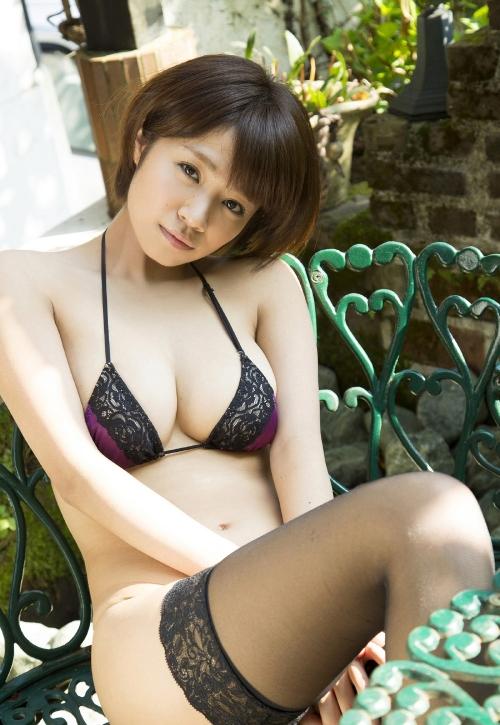 菜乃花 Iカップ グラビア 02