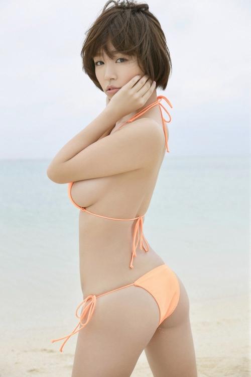 菜乃花 Iカップ グラビア 38