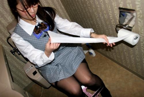 OL メガネ 制服 ハメ撮り 08