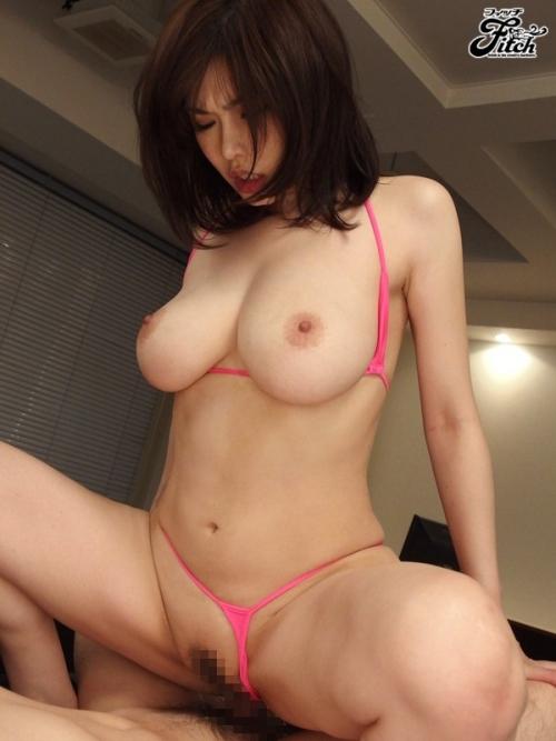 沖田杏梨 Lカップ AV女優 13