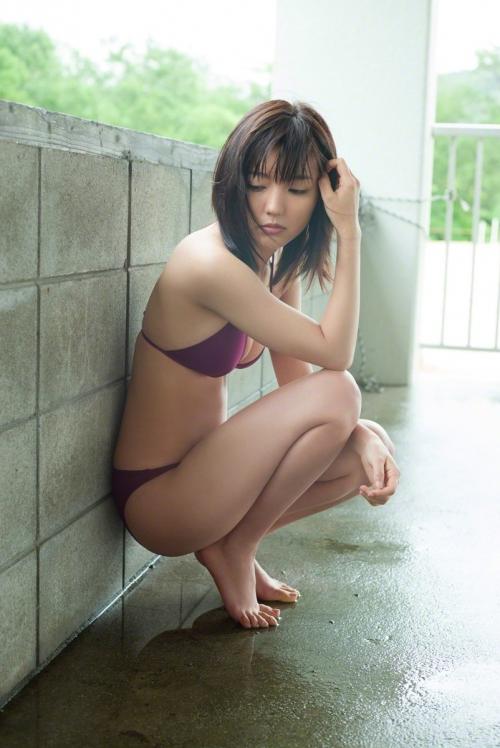 真野恵里菜 グラビア ビキニ 46
