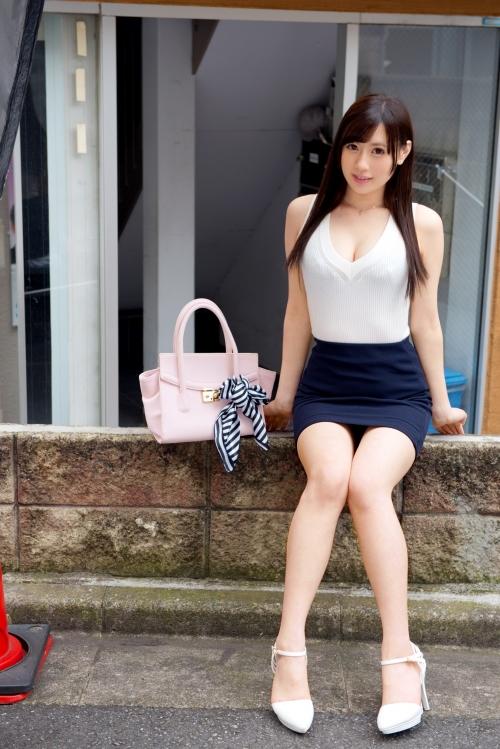 上野莉奈 Dカップ AV女優 01