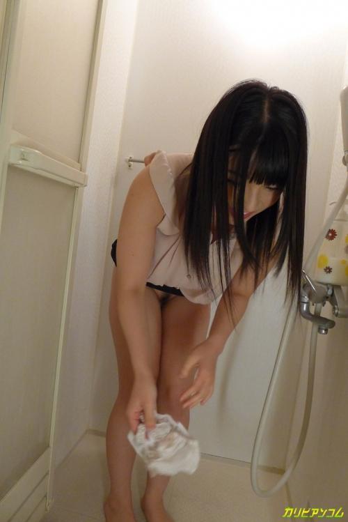 上原亜衣 Eカップ AV女優 おしっこ 放尿 13