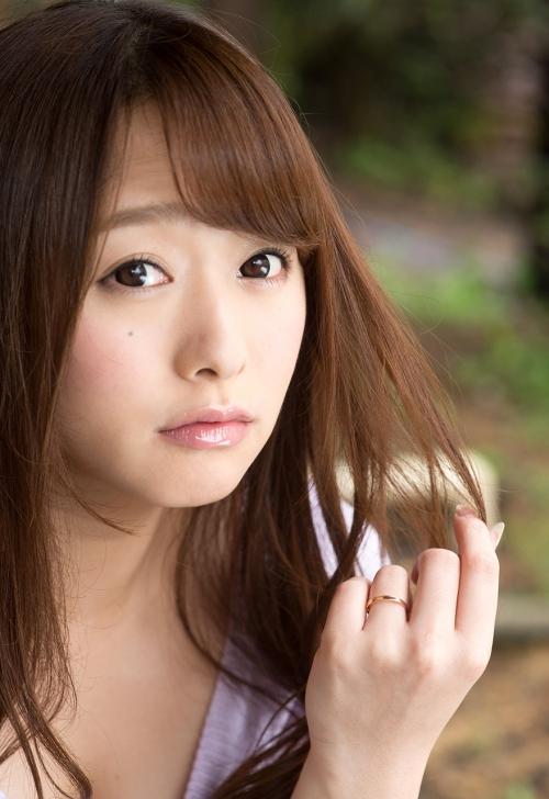 白石茉莉奈 Gカップ AV女優 人妻 04