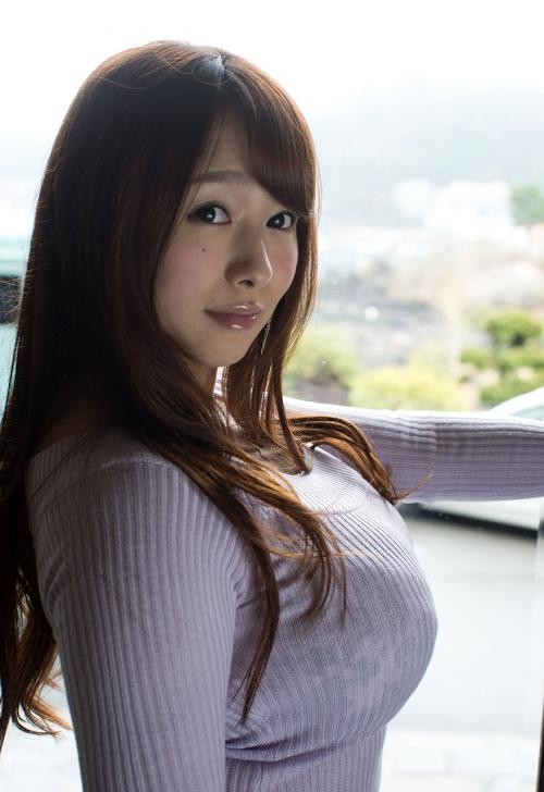 白石茉莉奈 Gカップ AV女優 人妻 06