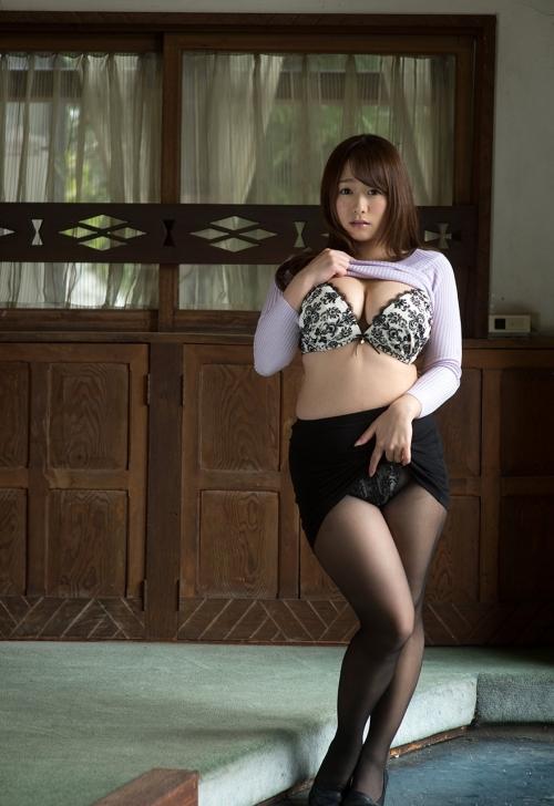 白石茉莉奈 Gカップ AV女優 人妻 11