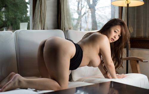 白石茉莉奈 Gカップ AV女優 人妻 21
