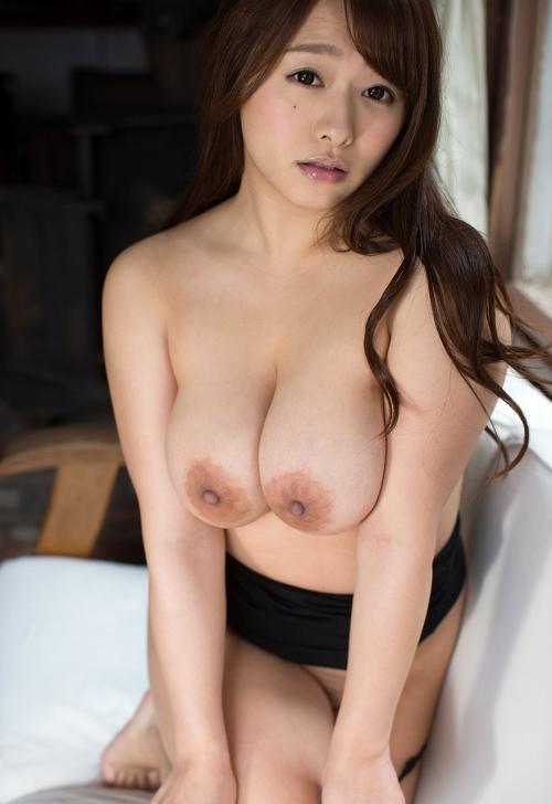 白石茉莉奈 Gカップ AV女優 人妻 23
