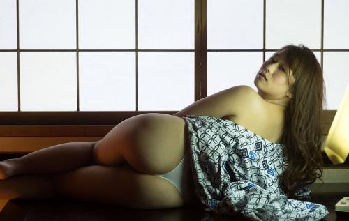 白石茉莉奈 Gカップ AV女優 人妻 47