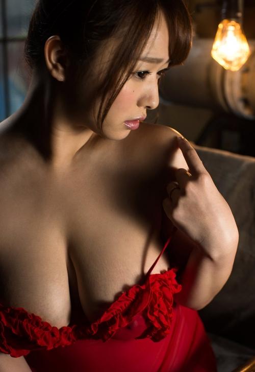 白石茉莉奈 Gカップ AV女優 人妻 60