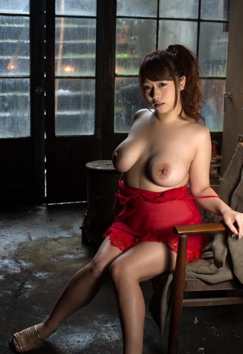 白石茉莉奈 Gカップ AV女優 人妻 63