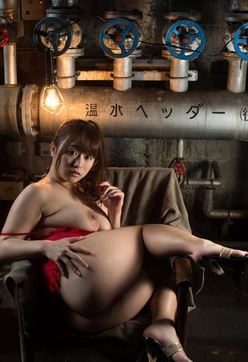 白石茉莉奈 Gカップ AV女優 人妻 68