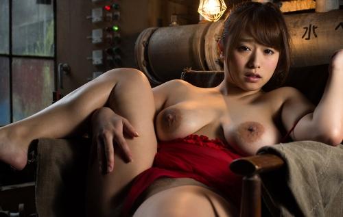 白石茉莉奈 Gカップ AV女優 人妻 73