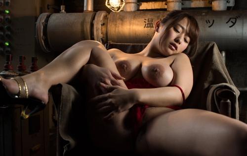 白石茉莉奈 Gカップ AV女優 人妻 80
