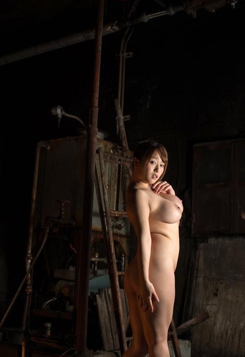 白石茉莉奈 Gカップ AV女優 人妻 81