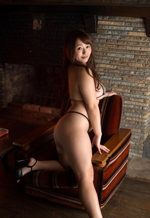 白石茉莉奈 Gカップ AV女優 人妻 82