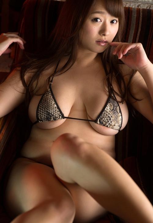 白石茉莉奈 Gカップ AV女優 人妻 90