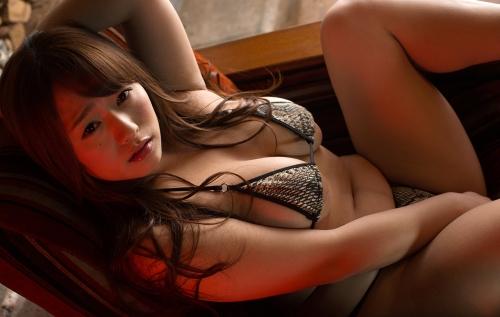 白石茉莉奈 Gカップ AV女優 人妻 91