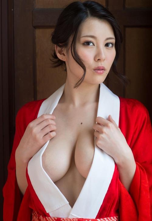 松岡ちな Hカップ AV女優 38