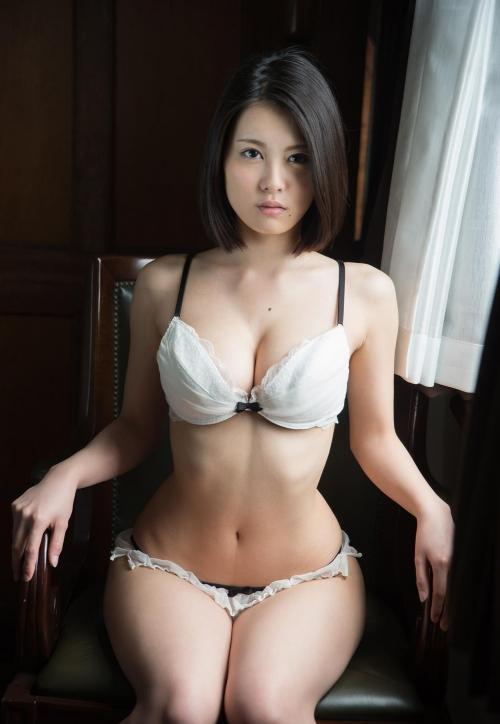松岡ちな Hカップ AV女優 83