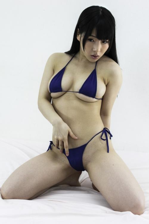 雨宮留菜 Hカップ グラビア 49